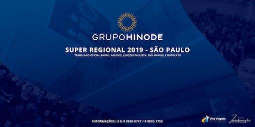 28/09 - Super Regional Hinode - São Paulo Expo - Viva Viagens
