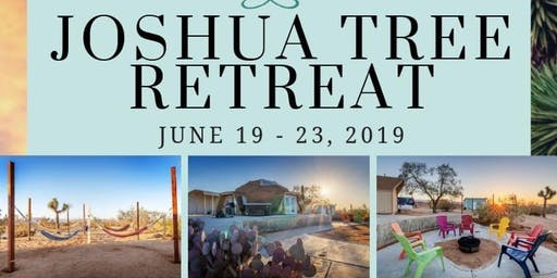 Women's Reawaken Retreat Joshua Tree