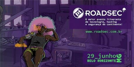 Roadsec 2019 | Belo Horizonte ingressos