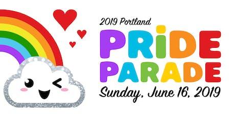 Pride Parade 2019 tickets