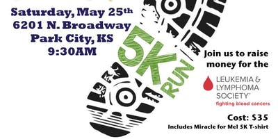 Miracle for Mel 5K Memorial Run
