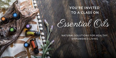 Healing Naturally with Essential Oils