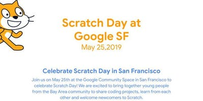 Scratch Day at Google San Francisco