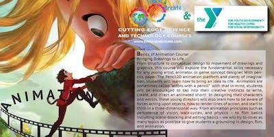 Basics of Animation Course