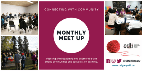 Connecting with Community: CDLI Meet Up - Tues June 25, 2019 tickets