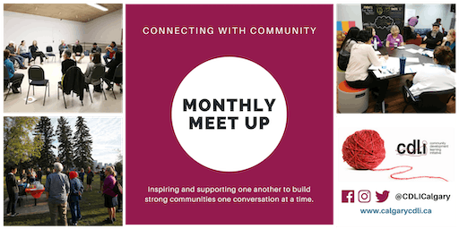 Connecting with Community: CDLI Meet Up - Tues June 25, 2019