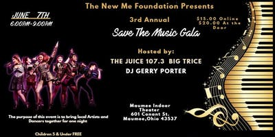 3rd Annual Save The Music Gala