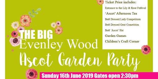 The Big Evenley Ascot Garden Party