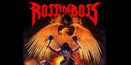 Ross the Boss (from Manowar) @ Holy Diver tickets
