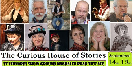 The Curious House of Stories tickets