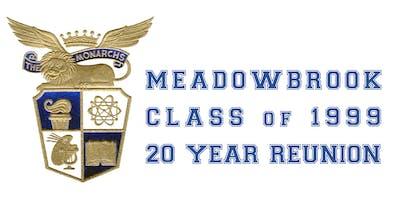 Meadowbrook High School Class of 1999 - 20 Year Reunion