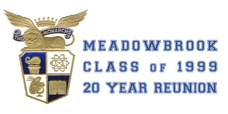 Meadowbrook High School Class of 1999 - 20 Year Reunion tickets