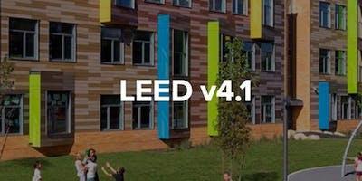 The Next Evolution of LEED: v4.1 - Orlando, FL