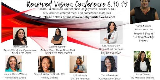 Renewed Vision Conference 2019