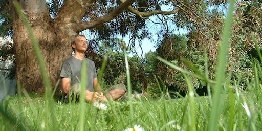 Meditazioni gratuite nel Parco di Villa Pamphili.