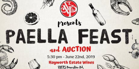2019 First Place Paella Feast tickets