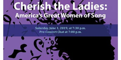 Cherish the Ladies: Northwest Choral Society's Women of Song Concert