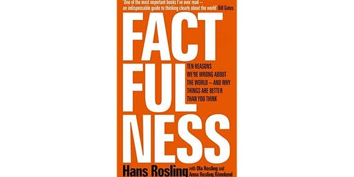 LSC Book Club: Factfulness by Hans Rosling