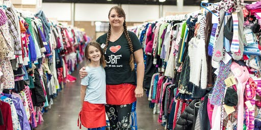 Foster & Adoptive Parent Shopping at JBF in Puyallup | SOLD OUT
