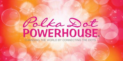 July  2019 Rainier Foothills Chapter of Polka Dot Powerhouse Meeting