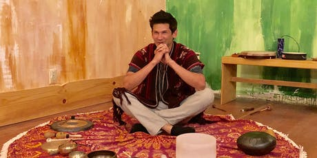 Sound Bath with breath work and guided meditation tickets
