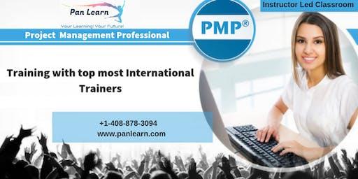 PMP (Project Management Professionals) Classroom Training In Regina, SK