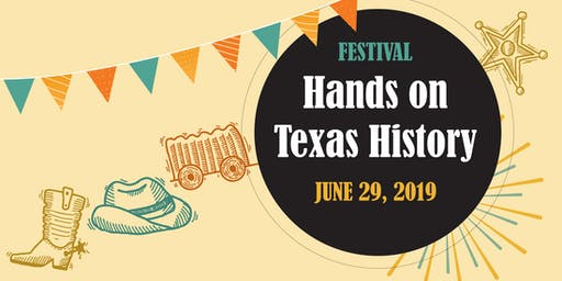 Hands on Texas History