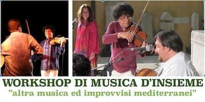 WORKSHOP DI MUSICA D'INSIEME