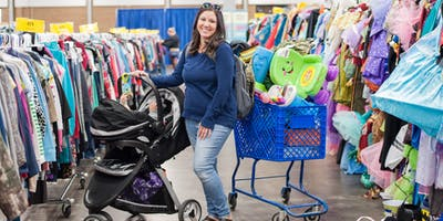 Early Bird Shopping at JBF in Puyallup ($6/Adult)