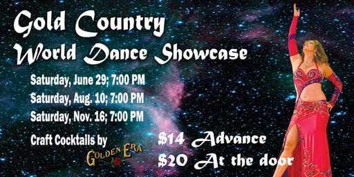 Gold Country World Dance Showcase