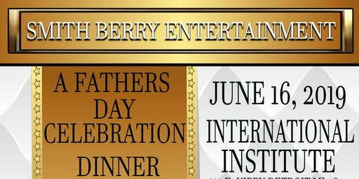 A Fathers Day Celebration Dinner and Jazz With Gwen & Charles Scales