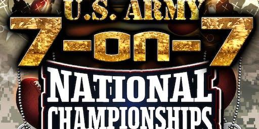 Army 7on7 National Championship & Lineman Challenge
