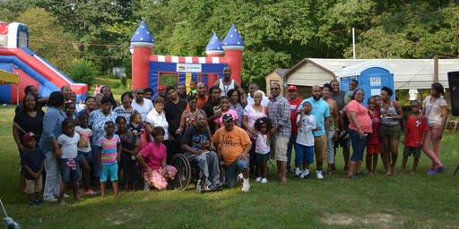 Jackson Family Reunion ~ 2019