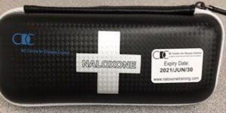 Naloxone Training - July 11 tickets