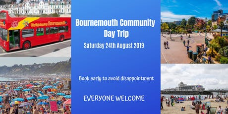 Bournemouth Community Day Trip tickets