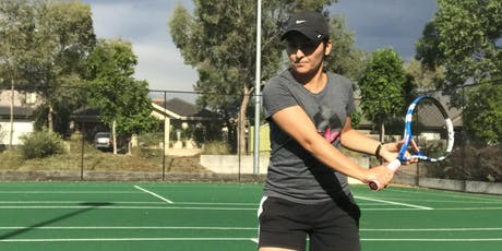 Alison Shemon: Free Tennis Clinic tickets