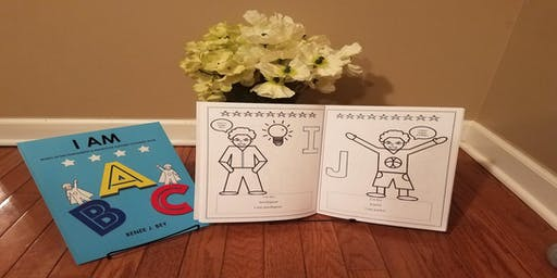 A PERFECT COLORING BOOK FOR PRESCHOOLERS!!! I AM Alphabet Coloring Book (Special Edition) By Renee J. Bey