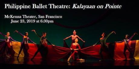 Philippine Ballet Theatre: Kalayaan on Pointe tickets