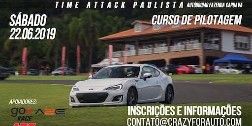 5o. ROUND - TRACK DAY/TIME ATTACK PAULISTA & CURSO PILOTAGEM OPCIONAL - FAZENDA CAPUAVA 22.06.2019