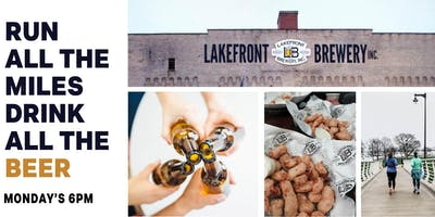 Lakefront Brewery Run - 8/12