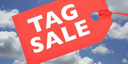 Franklin County's Largest Tag Sale