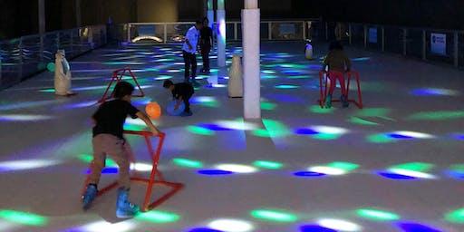 Disco Ice Skate Night With a Movie!