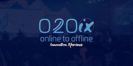O2O INNOVATION  XPERIENCE ingressos