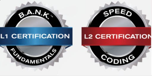 L1/L2 Trainer Certification- Costa Mesa
