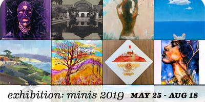 "Exhibition ""minis 2019 / A Group Show"""