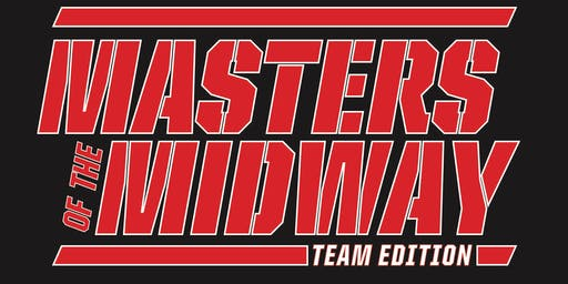 Masters Of The Midway: TEAMS 2019 at CrossFit AMRAP