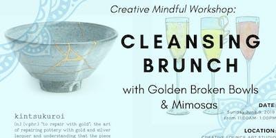 Cleansing Kintsugi Art Brunch