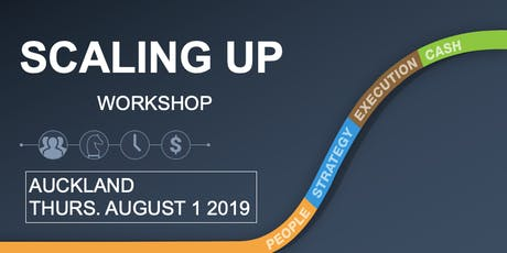 Scaling Up Workshop tickets