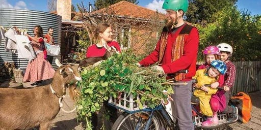 Ecosuburbia - 'Aussie Street' with David Holmgren - Newcastle Libraries