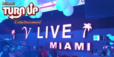 VLive South Beach| Memorial Day Weekend Miami 2019 | $60 Package